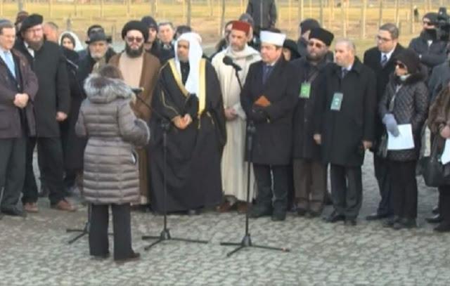 سابقة,رجال,دين,مسلمون في قلب معسكر إبادة اليهود