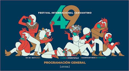 festival cervantino 2021