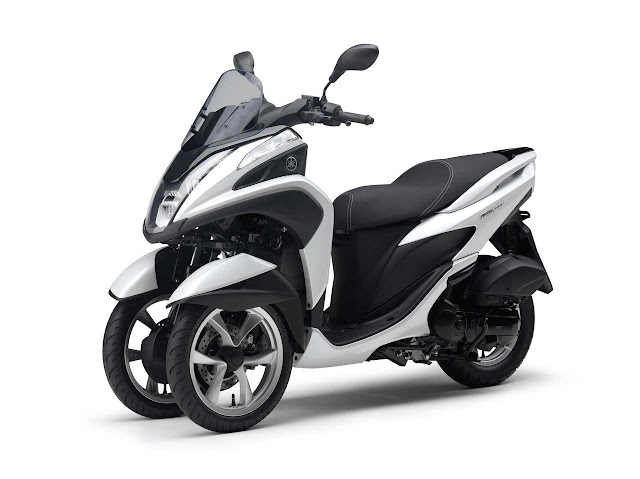 Scooter Yamaha Tricity