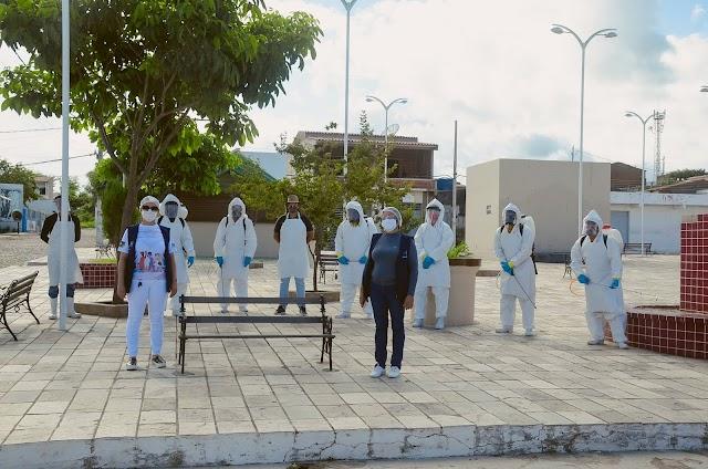 Desde início da pandemia, saúde de Amparo se destaca na quantidade de ações de prevenção e combate ao Covid-19