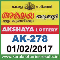 http://www.keralalotteriesresults.in/2017/02/01-ak-278-akshaya-lottery-results-today-kerala-lottery-result.html