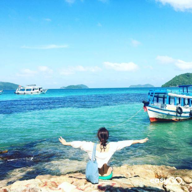 Kinh nghiệm đi đảo Nam Du