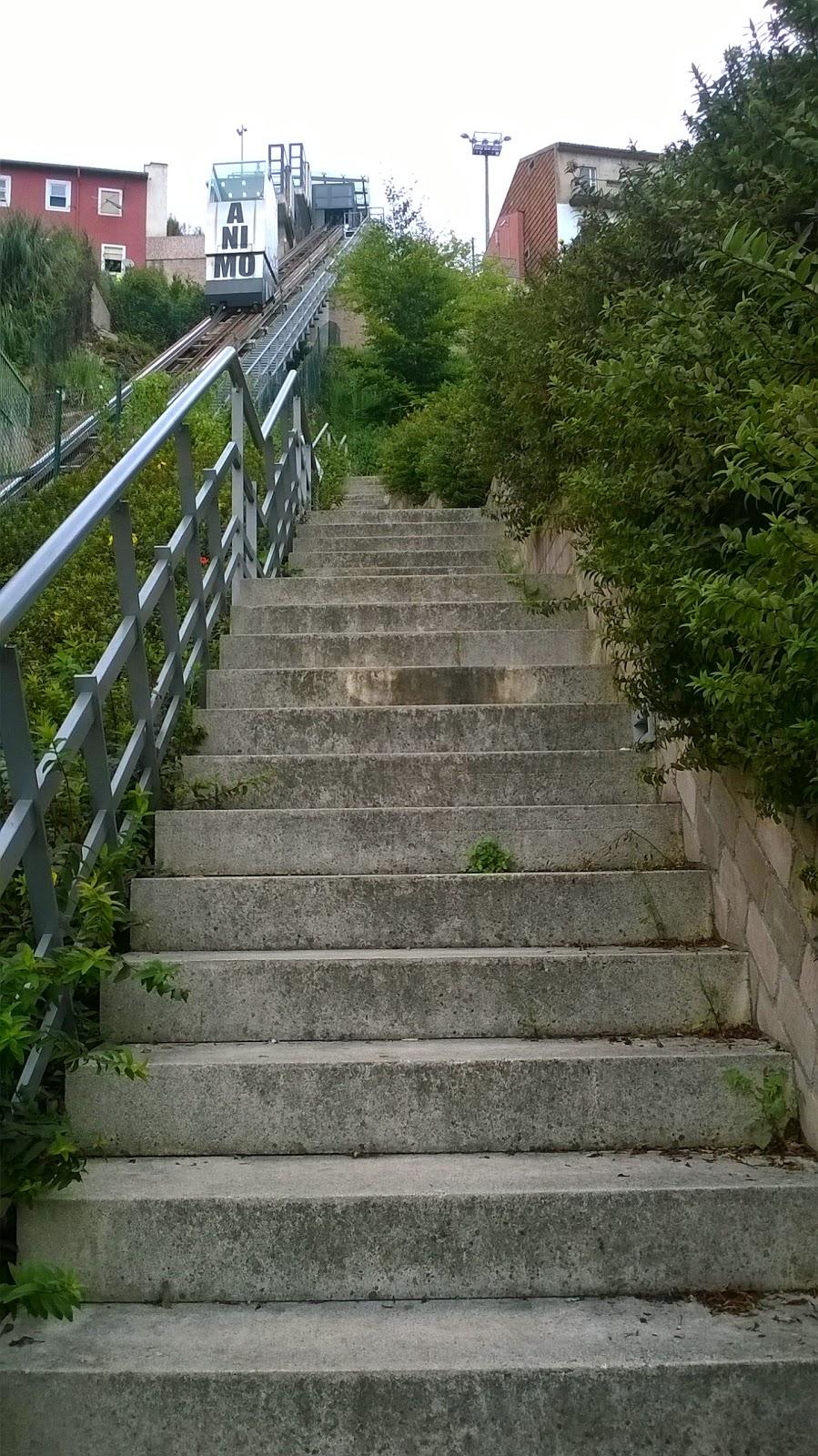 Escenas de santander escaleras al cielo iv for Escaleras villar