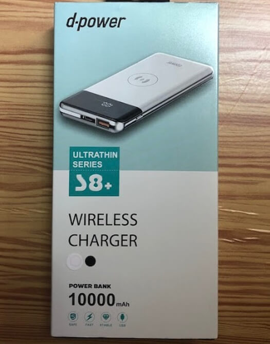 D-Power S8+ 10,000mAh Powerbank Review
