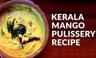 Kerala Recipe | Mambazham Pulissery | Granny's Kitchen