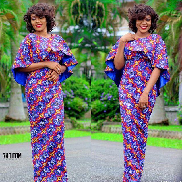 683488c1036 Creative And Simple Ankara Styles And Dresses For Ladies - Debonke ...