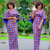 Creative And Simple Ankara Styles And Dresses For Ladies