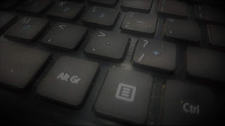 Keyboard Menulis