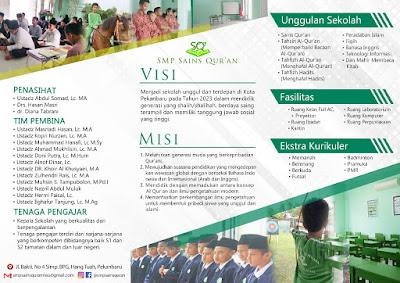 SMP Sains Quran Pekanbaru