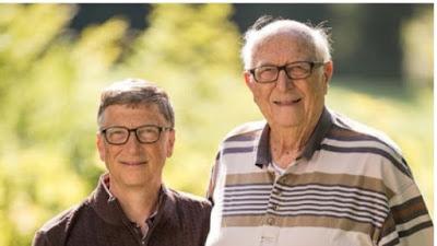 Kabar Duka, Bill Gates Sr Meninggal Dunia
