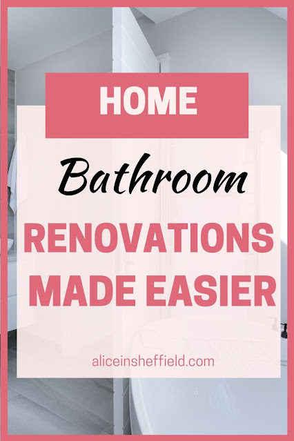 Redesign your bathroom