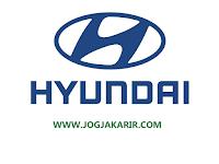 Loker Sales Counter dan Marketing Executive di Hyundai Yogyakarta