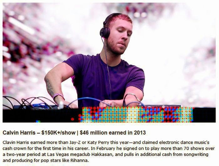 Find Out How Much These DJs Make At Every Show (12 Pics)