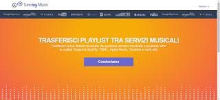 TuneMyMusic