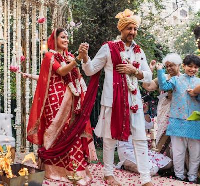 Diya-Mirza-wedding-photos-and-videos