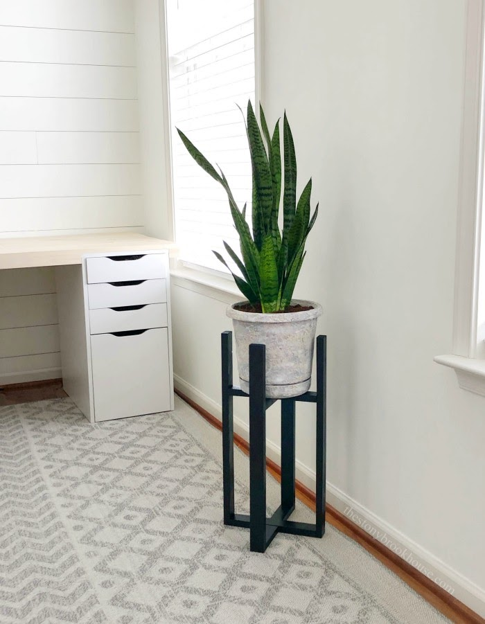 Easy DIY Plant Stand