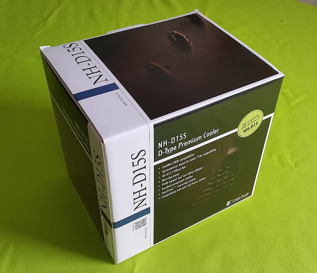 Noctua NH-D15S D-Style CPU Cooler