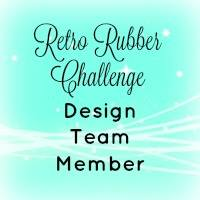 Retro Rubber Challenge Blog