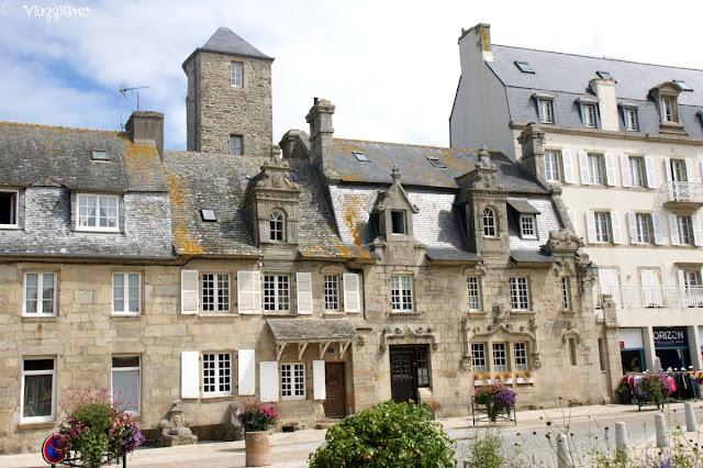 Case nel centro storico di Roscoff