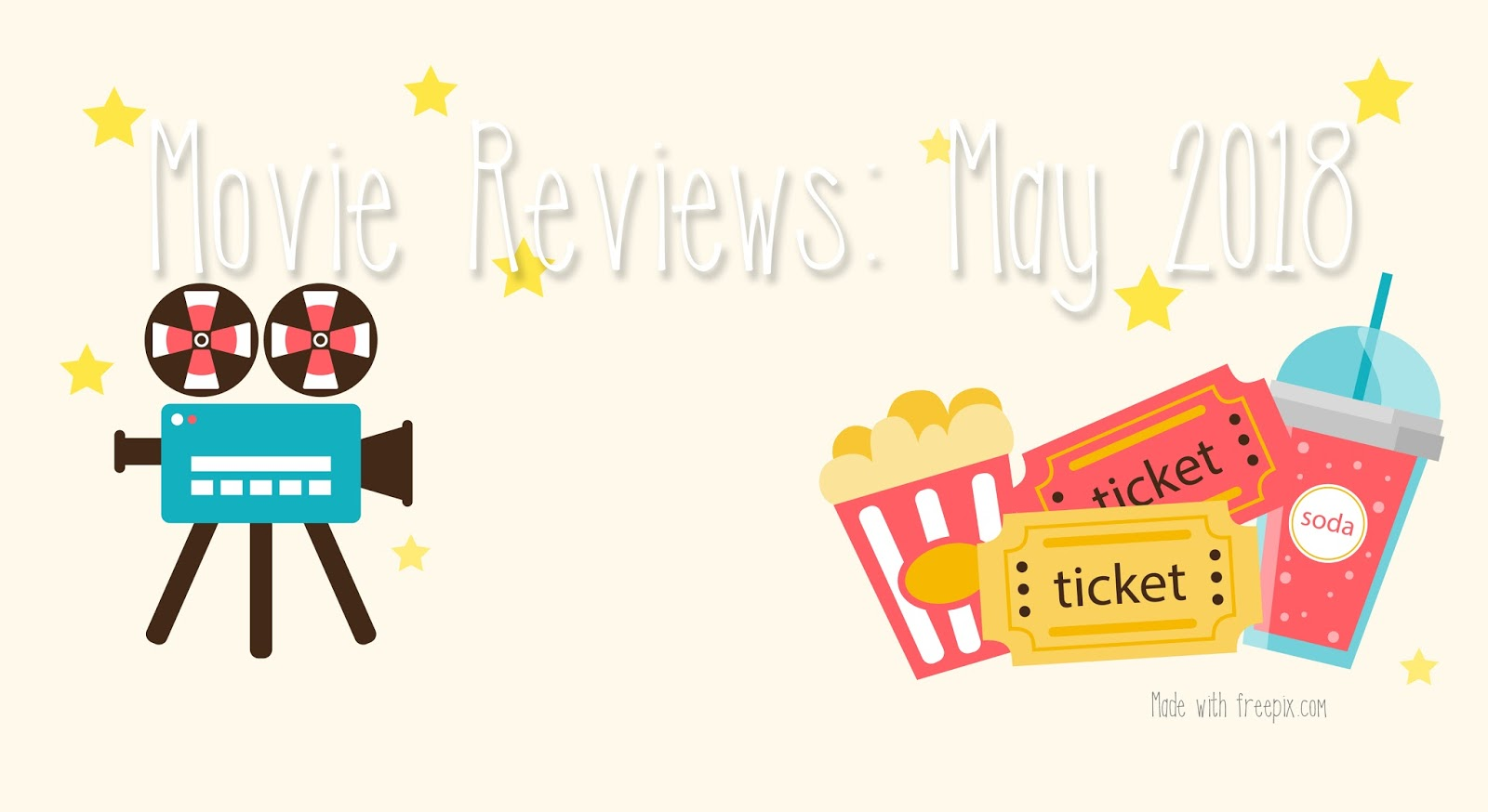 Courtney Tomesch Movie Reviews using Movie Pass