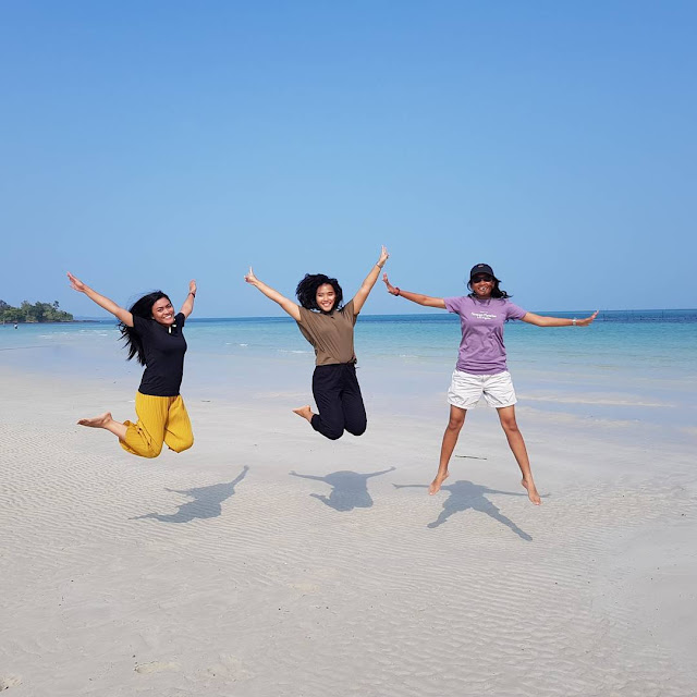0813-7808-8585 Wisata City Tour Batam Promotion Pantai Elyora Jembatan 6 Galang Kepri