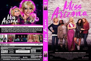 MISS ARIZONA 2019 [COVER – DVD]