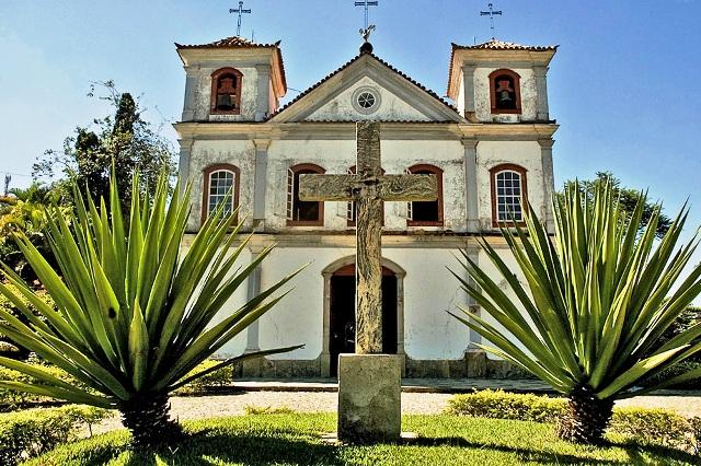 Igreja Matriz Nossa Senhora da Conceição, Paty do Alferes, Vale do Café, Rio de Janeiro