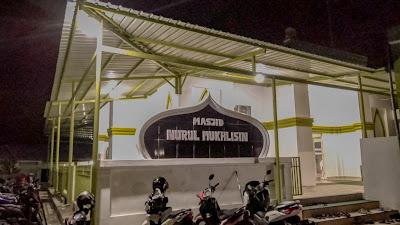 Dipenghujung Ramadhan, Masjid Nurul Mukhlisin Parepare Gelar Shalat Tasbih Berjamaah
