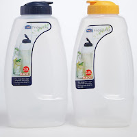 Lock & Lock Water Jug (Oval) 2.0L HAP609