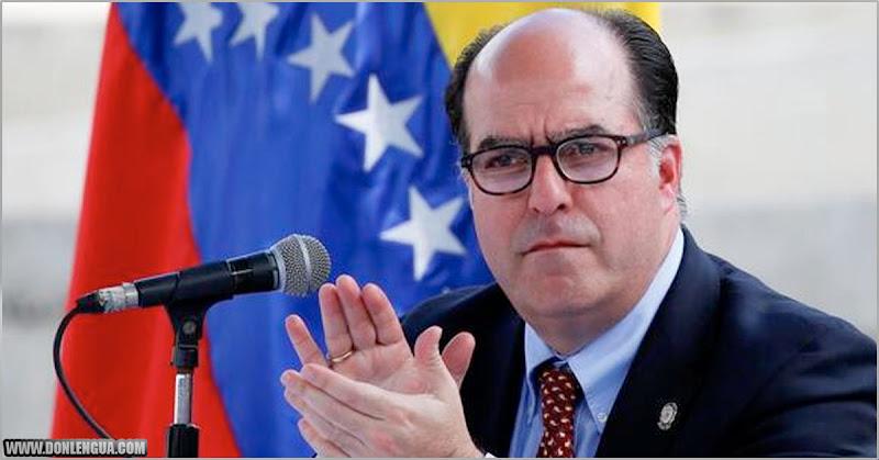 Julio Borges dice que captura de Alex Saab fue un fuerte golpe contra el régimen