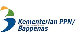 Lowongan Kerja 2018 S1/S2 Non CPNS di Kementerian Perencanaan Pembangunan Negara (PPN/Bappenas)