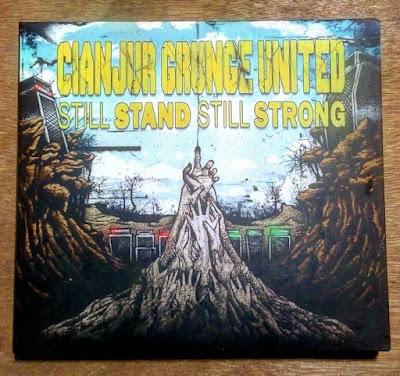 """Telah Rilis Album Kompilasi Cianjur Grunge United """"Still Stand Still Strong"""""""