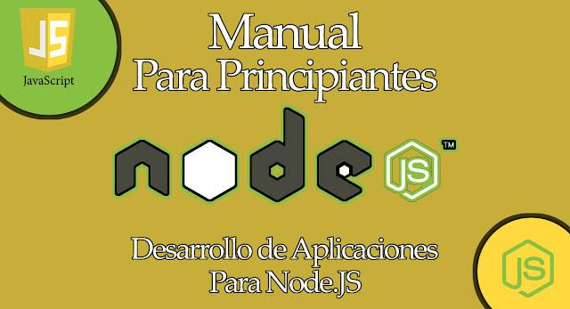 Libro programacion NodeJS