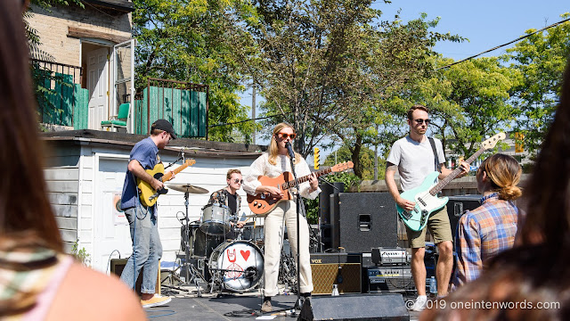 For Keeps at Royal Mountain Records Goodbye to Summer BBQ on Saturday, September 21, 2019 Photo by John Ordean at One In Ten Words oneintenwords.com toronto indie alternative live music blog concert photography pictures photos nikon d750 camera yyz photographer summer music festival bbq beer sunshine blue skies love