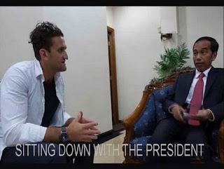 Casey Neistat Youtuber Dunia Bertemu Jokowi