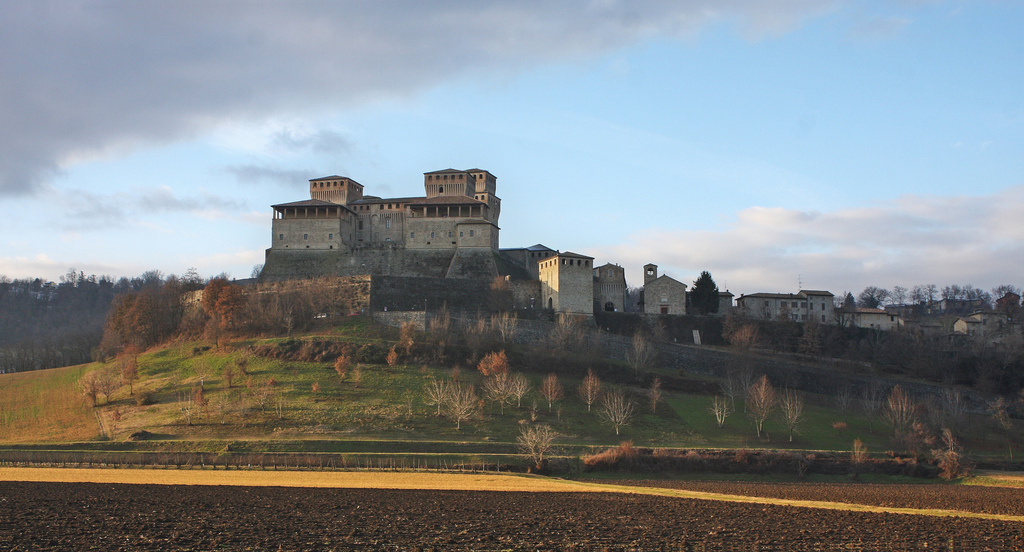 Torrechiara Castle Italy