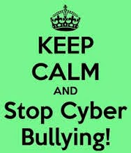 Says No to Cyber Bully