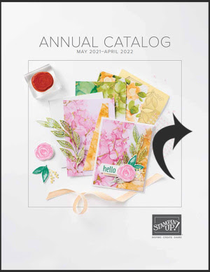 Stampin' Up! 2021-22 Annual Catalog