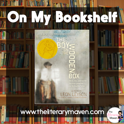 The Boy on the Wooden Box by Leon Leyson is a memoir that recounts the authors experiences during the Holocaust, first in the Krakow ghetto and then in a concentration camp. Leon survived largely because  he and his family were lucky enough to work for Oskar Schindler. Read on for more of my review and ideas for classroom application.