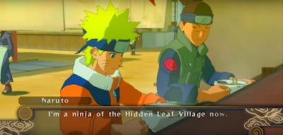 Naruto: Ultimate Ninja Storm PC Full Version