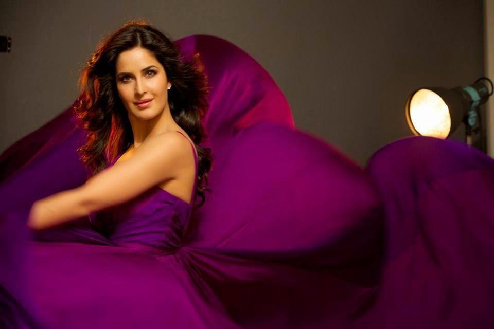 Katrina Kaif Lux Perfume Pictures