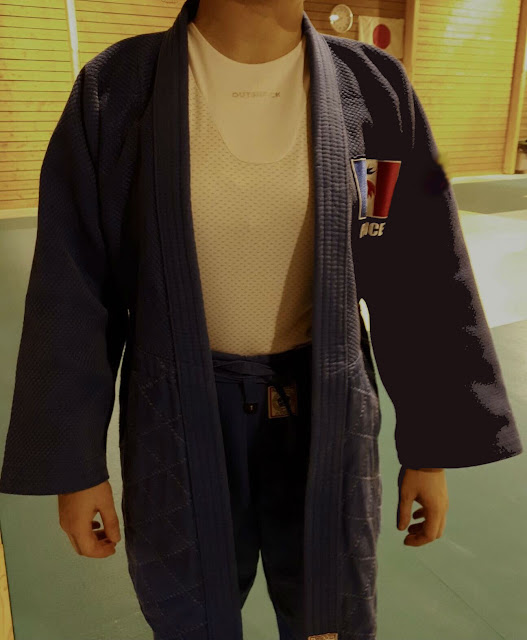 cestquoitonkim - judo - tee shirt
