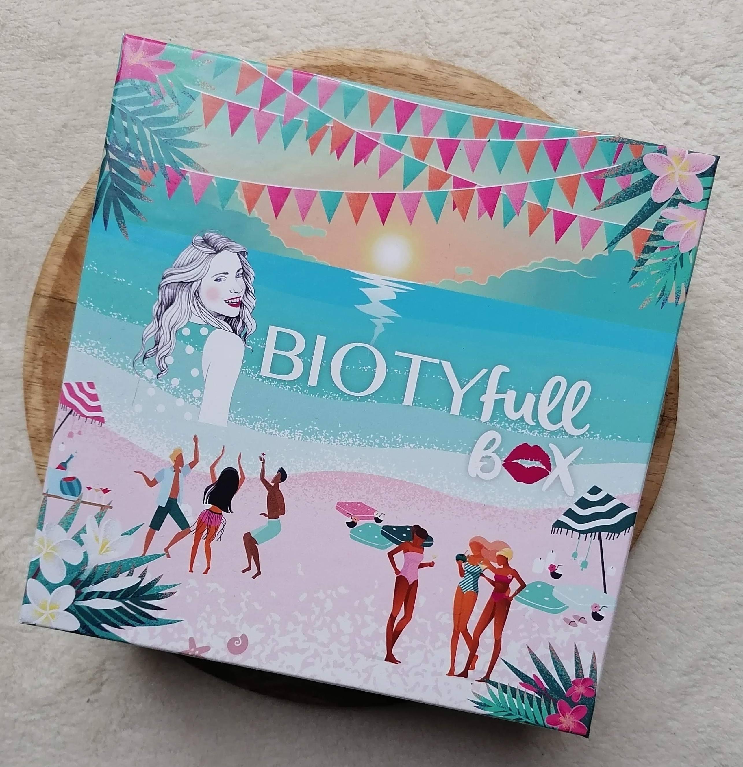 Biotyfull Box de Juillet