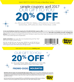 Best Buy coupons for april 2017