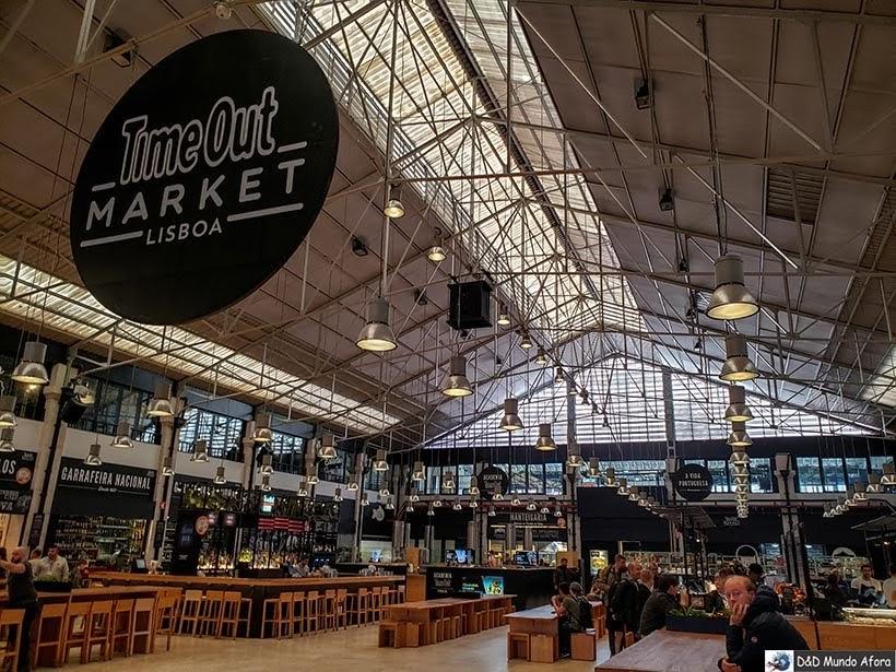 TimeOut Market - o que  fazer em Lisboa
