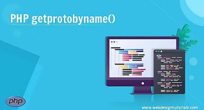 PHP getprotobyname() Function