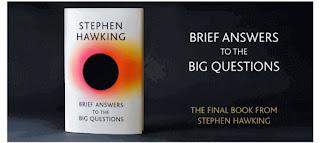 প্রকাশিত হল স্টিফেন হকিং এর শেষ বই 'ব্রিফ অ্যানসারস টু দ্য বিগ কোয়েশ্চনস'