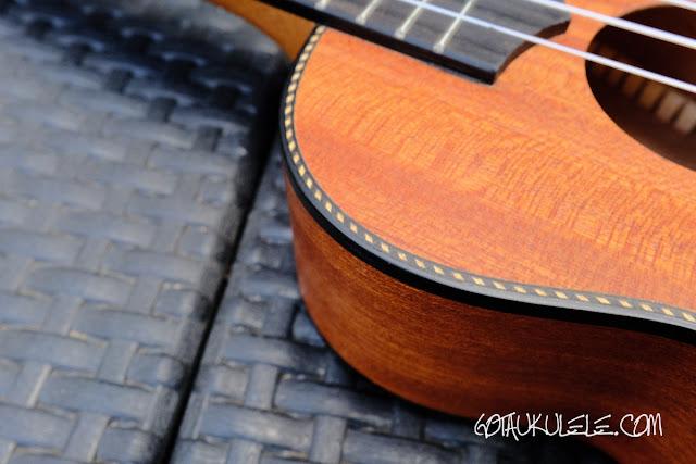Epiphone EpiLani Soprano Ukulele decor
