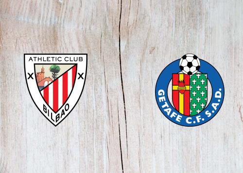 Athletic Club vs Getafe -Highlights 25 January 2021
