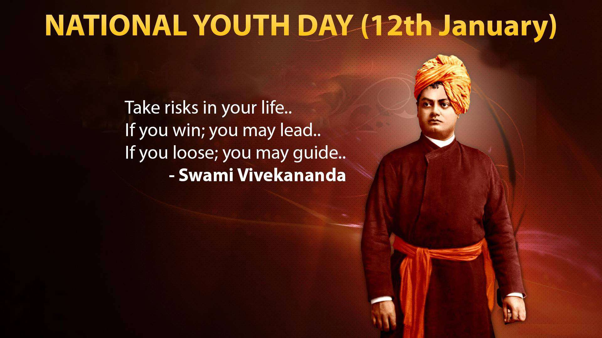 National Youth Day Wishes Sweet Images